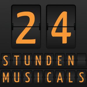 24-Stunden Musicals 2014 Logo