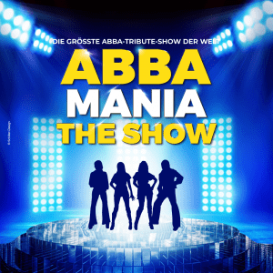 Abbamania the Show Logo MCE Shows