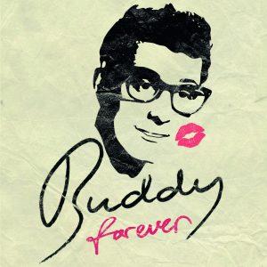 Buddy forever Logo MCE Shows