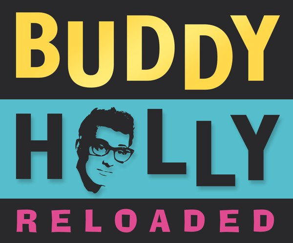 Buddy Holly reloaded Logo MCE Shows