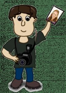 Dein Foto ist Deine Visitenkarte Dan Mojica