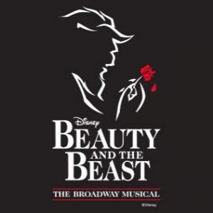 Disney Die Schöne und das Biest Musical Logo