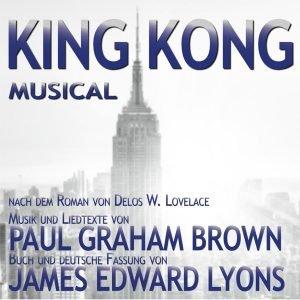 King Kong Musical Logo MCE Shows
