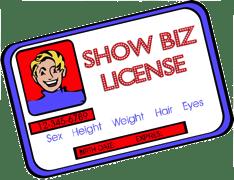 Lebenslauf showbiz-lizenz