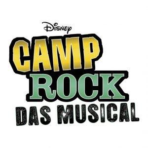 Disney Camp Rock MCE Shows Logo