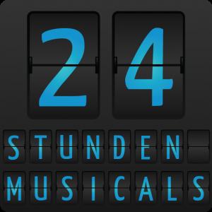 24-Stunden Musicals 2015 MCE Shows Logo