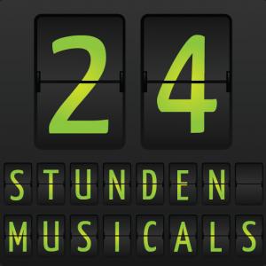 24-Stunden Musicals 2016 MCE Shows Logo