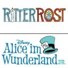 Ritter Rost / Disney Alice im Wunderland jr
