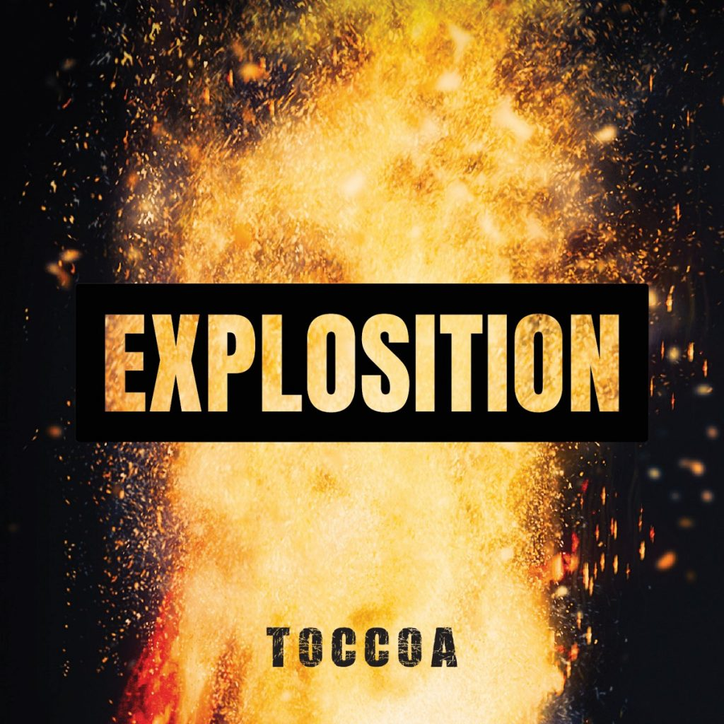 toccoa-explosition-cover-MCE Musiklabel